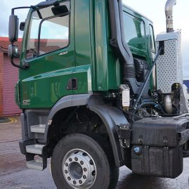 HGV Bodyshop Services Manchester