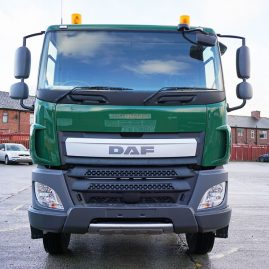 HGV Paintshop Services Manchester