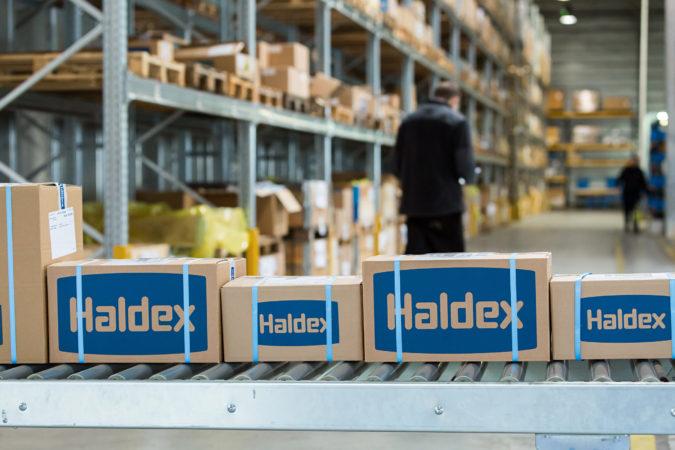 Haldex breaking system parts