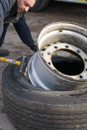 hgv tyre services repair replacement manchester