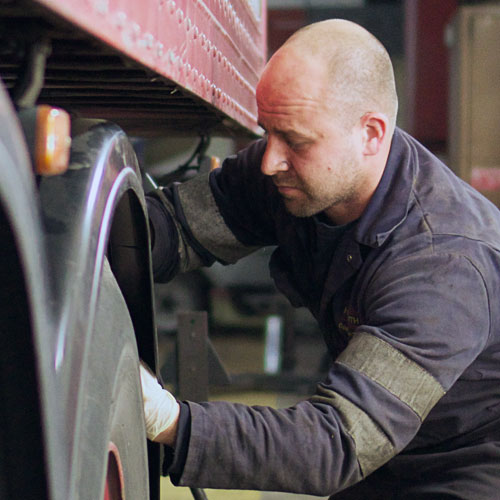 service repair commercial vehicles manchester