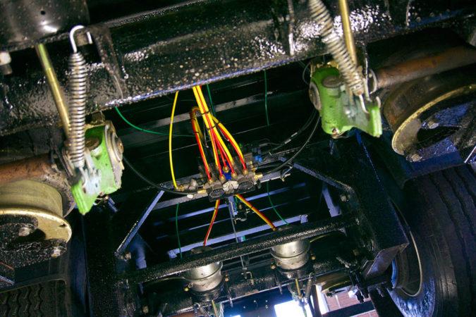 specialist diagnostics commercial vehicles brake detail manchester