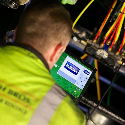 specialist diagnostics commercial vehicles manchester